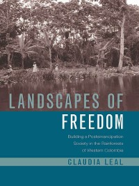 Cover Landscapes of Freedom
