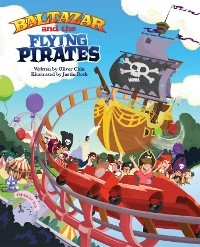 Cover Baltazar and the Flying Pirates