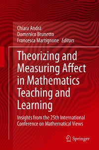 Cover Theorizing and Measuring Affect in Mathematics Teaching and Learning