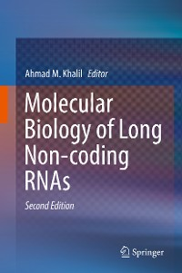 Cover Molecular Biology of Long Non-coding RNAs
