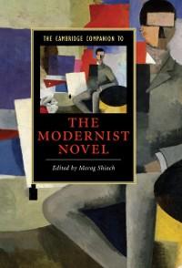 Cover Cambridge Companion to the Modernist Novel