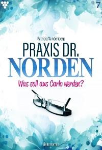 Cover Praxis Dr. Norden 7 – Arztroman