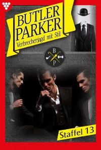 Cover Butler Parker Staffel 13 – Kriminalroman