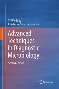 Cover Advanced Techniques in Diagnostic Microbiology