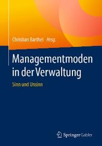 Cover Managementmoden in der Verwaltung
