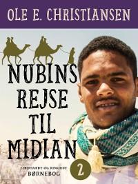 Cover Nubins rejse til Midian
