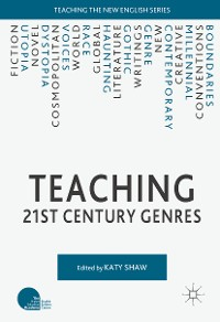 Cover Teaching 21st Century Genres