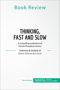 Cover Book Review: Thinking, Fast and Slow by Daniel Kahneman