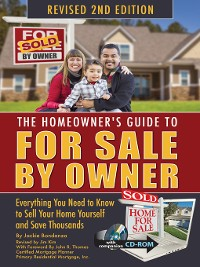 Cover The Homeowner's Guide to For Sale By Owner