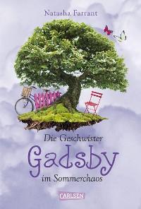 Cover Die Geschwister Gadsby im Sommerchaos
