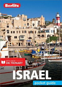 Cover Berlitz Pocket Guide Israel (Travel Guide eBook)
