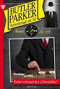 Cover Butler Parker 195 – Kriminalroman