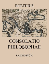 Cover Consolatio Philosophae