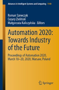 Cover Automation 2020: Towards Industry of the Future