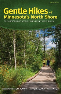 Cover Gentle Hikes of Minnesota's North Shore