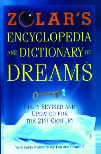 Cover Zolar's Encyclopedia and Dictionary of Dreams