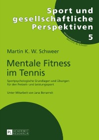 Cover Mentale Fitness im Tennis