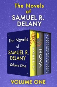 Cover Novels of Samuel R. Delany Volume One