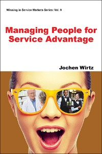 Cover Managing People for Service Advantage