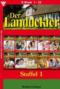 Cover Der Landdoktor Staffel 1 – Arztroman