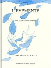 Cover Lievemente (Versione Illustrata)