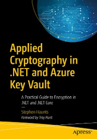 Cover Applied Cryptography in .NET and Azure Key Vault