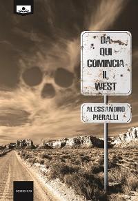 Cover Da qui comincia il west