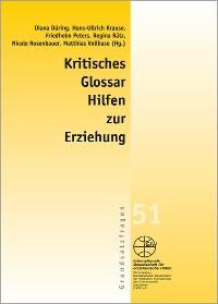 Cover Kritisches Glossar - Hilfen zur Erziehung