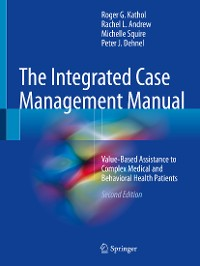 Cover The Integrated Case Management Manual