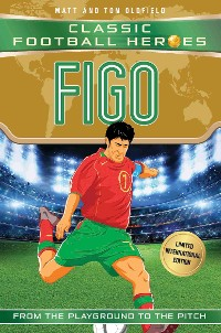 Cover Figo (Classic Football Heroes - Limited International Edition)