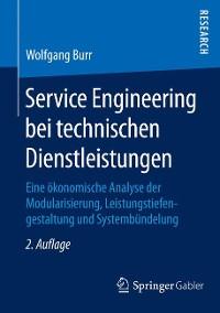 Cover Service Engineering bei technischen Dienstleistungen