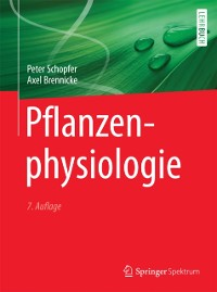 Cover Pflanzenphysiologie