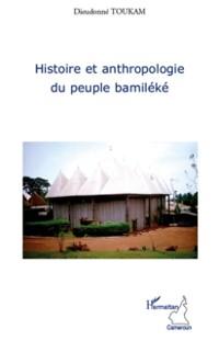Cover Histoire et anthropologie du peuple bamileke