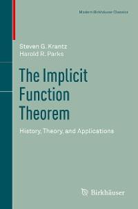 Cover The Implicit Function Theorem