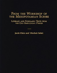 Cover From the Workshop of the Mesopotamian Scribe