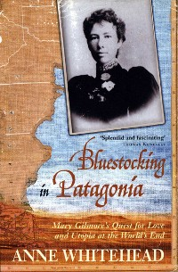 Cover Bluestocking in Patagonia