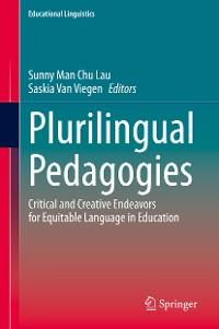 Cover Plurilingual Pedagogies