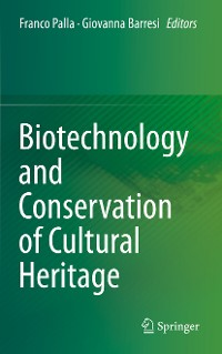Cover Biotechnology and Conservation of Cultural Heritage