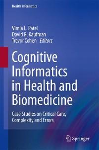 Cover Cognitive Informatics in Health and Biomedicine
