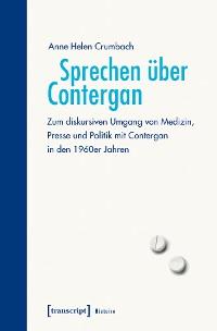 Cover Sprechen über Contergan