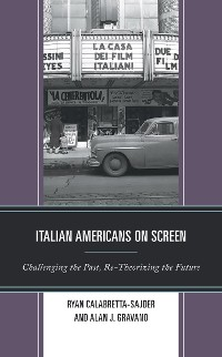 Cover Italian Americans on Screen
