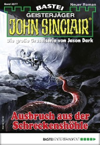 Cover John Sinclair 2077 - Horror-Serie