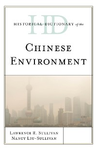 Cover Historical Dictionary of the Chinese Environment