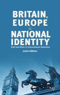 Cover Britain, Europe and National Identity