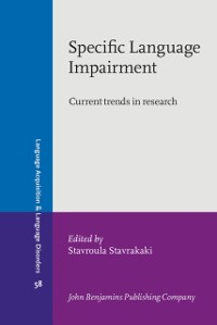 Cover Specific Language Impairment