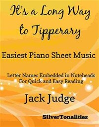 Cover It's a Long Way to Tipperary Easiest Piano Sheet Music