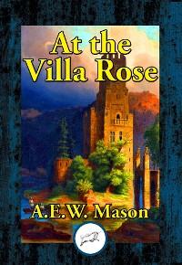 Cover At the Villa Rose