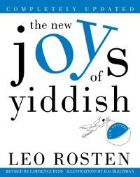 Cover New Joys of Yiddish