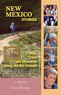 Cover New Mexico Stories