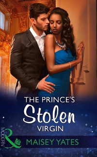 Cover Prince's Stolen Virgin (Mills & Boon Modern) (Once Upon a Seduction..., Book 2)